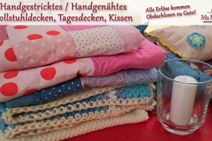 Spendenbasar Decken
